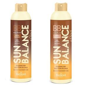 Sun Balance, BB pielęgnacyjny mus-fluid do ciała (do jasnej i ciemnej karnacji) marki Farmona - zdjęcie nr 1 - Bangla