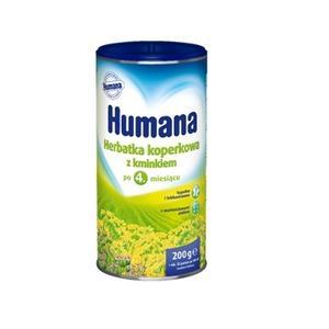 Humana, Herbatka koperkowa z kminkiem marki Humana - zdjęcie nr 1 - Bangla