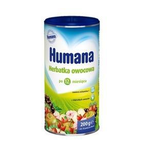 Humana, Herbatka owocowa marki Humana - zdjęcie nr 1 - Bangla