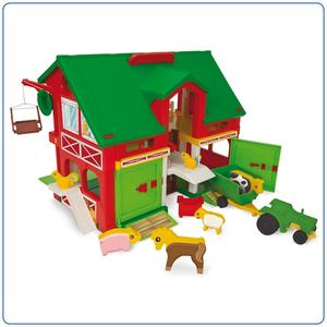 Wader, Farma Play House marki Wader - zdjęcie nr 1 - Bangla