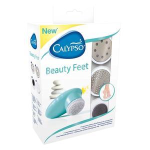 Calypso Beauty Feet, Elektryczny zestaw do pielęgnacji stóp marki Spontex - zdjęcie nr 1 - Bangla