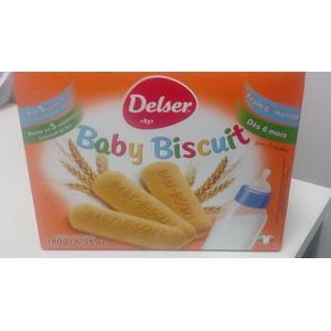 Delser biszkopty dla dzieci, biszkopty marki Delser - zdjęcie nr 1 - Bangla