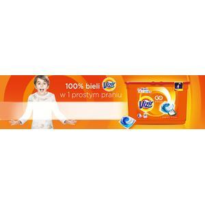 Vizir 3-in-1 Pods, kapsulki do prania marki P&G - zdjęcie nr 1 - Bangla
