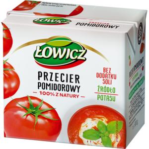 Łowicz, Przecier pomidorowy marki Łowicz - zdjęcie nr 1 - Bangla