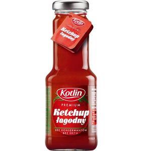Kotlin, Ketchup Premium Łagodny/ bez konserwantów marki Kotlin - zdjęcie nr 1 - Bangla