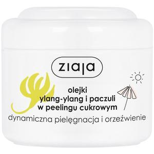 Olejki ylang-ylang i paczuli, Peeling cukrowy marki Ziaja - zdjęcie nr 1 - Bangla
