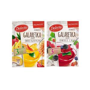 Delecta, galaretka, różne smaki  marki Bakalland - zdjęcie nr 1 - Bangla