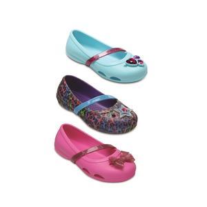 Crocs, balerinki dziewczęce, różne modele marki Crocs - zdjęcie nr 1 - Bangla