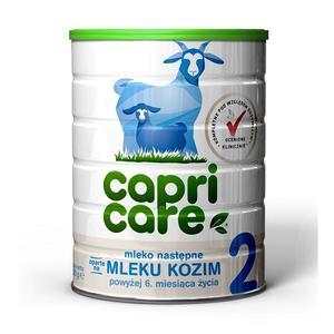 Capricare®, Mleko następne 2 na mleku kozim marki Miralex Sp. z o.o. - zdjęcie nr 1 - Bangla