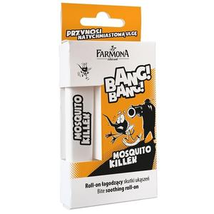 Mosquito Killer Bang Bang, Roll-on łagodzący skutki ukąszeń marki Farmona - zdjęcie nr 1 - Bangla