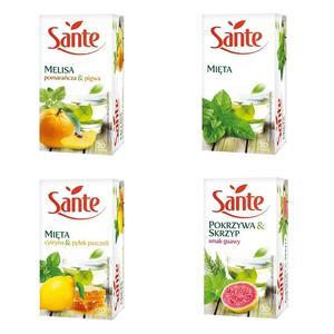 Sante, Herbatki ziołowe - różne smaki marki Sante - zdjęcie nr 1 - Bangla