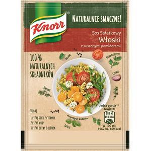 Naturalnie smacznie!, Sos sałatkowy Włoski z suszonymi pomidorami marki Knorr - zdjęcie nr 1 - Bangla