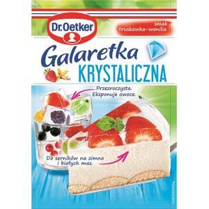 Galaretka Krystaliczna marki Dr Oetker - zdjęcie nr 1 - Bangla