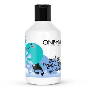 OnlyBio Fitosterol, Żel do mycia ciała dla dzieci marki OnlyBio - zdjęcie nr 1 - Bangla