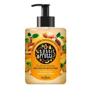 Tutti Frutti Brzoskwinia & Mango, Balsam do mycia rąk marki Farmona - zdjęcie nr 1 - Bangla