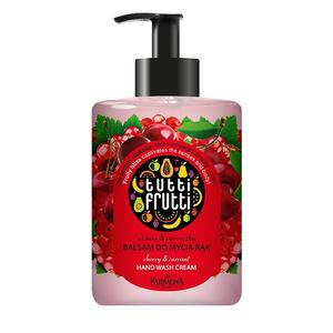 Tutti Frutt Wiśnia & Porzeczka, Balsam do mycia rąk marki Farmona - zdjęcie nr 1 - Bangla