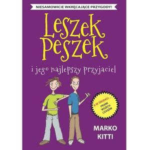 Marko Kitti, Leszek Peszek i jego najlepszy przyjaciel  marki Wydawnictwo Debit - zdjęcie nr 1 - Bangla