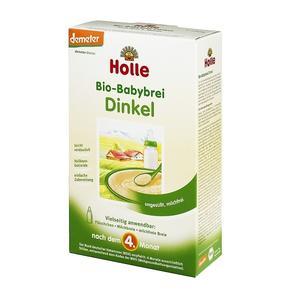 Holle, Ekologiczna kaszka orkiszowa dla niemowląt od 4. miesiąca życia  marki Holle - zdjęcie nr 1 - Bangla
