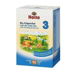 Holle, Ekologiczne mleko następne 3 marki Holle - zdjęcie nr 1 - Bangla