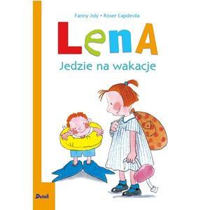 Fanny Joly, Lena. Jedzie na wakacje marki Wydawnictwo Debit - zdjęcie nr 1 - Bangla