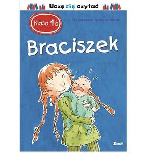 Helena Bross, Klasa Ib. Braciszek marki Wydawnictwo Debit - zdjęcie nr 1 - Bangla
