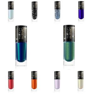 Trend Collection, Lakiery do paznokci marki Eveline Cosmetics - zdjęcie nr 1 - Bangla