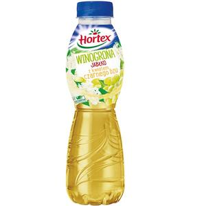 Białe Winogrono z kwiatem Czarnego Bzu, Napój orzeźwiający marki Hortex - zdjęcie nr 1 - Bangla