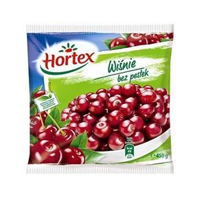 Wiśnie bez pestek, mrożone owoce marki Hortex - zdjęcie nr 1 - Bangla
