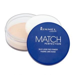 Match Perfection, Silky Loose Face Powder, puder sypki marki Rimmel - zdjęcie nr 1 - Bangla
