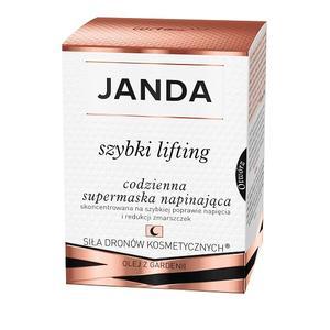 Janda Szybki lifting, Codzienna maska napinająca na dzień dobry marki Krystyna Janda Sp. z o.o. - zdjęcie nr 1 - Bangla