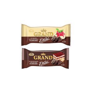 Grand, lody w czekoladzie E.Wedel, różne smaki marki Koral - zdjęcie nr 1 - Bangla