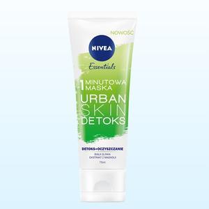 Urban Skin Detox, 1 minutowa maska marki Nivea - zdjęcie nr 1 - Bangla