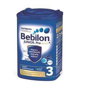 Bebilon Junior 3 z Pronutra+, Mleko  modyfikowane marki Nutricia - zdjęcie nr 1 - Bangla
