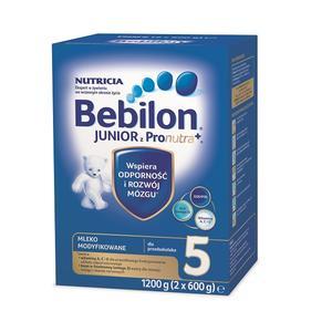 Bebilon Junior 5 z Pronutra+, Mleko  modyfikowane marki Nutricia - zdjęcie nr 1 - Bangla