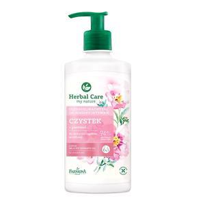 Herbal Care, Ultradelikatny żel do higieny intymnej Czystek + depantenol marki Farmona - zdjęcie nr 1 - Bangla