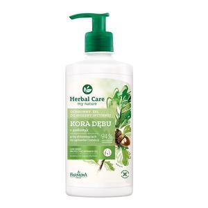 Herbal Care, Ochronny żel do higieny intymnej Kora dębu + prebiotyk marki Farmona - zdjęcie nr 1 - Bangla