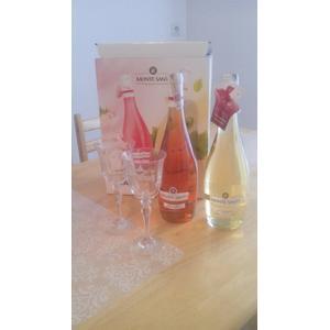 Monte Santi Delicate Subtle Sweetness, wino Monte Santi  : White Original i Pineberry marki Monte Santi - zdjęcie nr 1 - Bangla