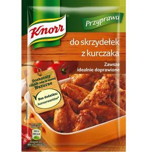 Knorr, Przyprawa do skrzydełek z kurczaka marki Knorr - zdjęcie nr 1 - Bangla
