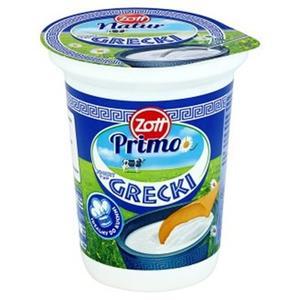 Zott, Jogurt grecki marki Zott primo - zdjęcie nr 1 - Bangla