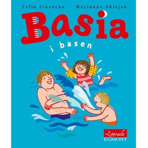 Zofia Stanecka, Basia i basen marki Wydawnictwo Egmont - zdjęcie nr 1 - Bangla