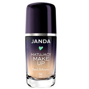 Janda Matujący make-up, Fluid fleksyjny marki Krystyna Janda Sp. z o.o. - zdjęcie nr 1 - Bangla