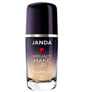 Janda Kryjący make-up, Fluid fleksyjny marki Krystyna Janda Sp. z o.o. - zdjęcie nr 1 - Bangla
