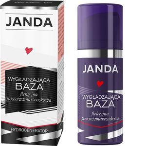 Janda, Wygładzająca baza fleksyjna przeciwzmarszczkowa marki Krystyna Janda Sp. z o.o. - zdjęcie nr 1 - Bangla
