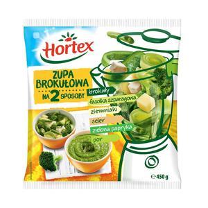 Zupa brokułowa na 2 sposoby marki Hortex - zdjęcie nr 1 - Bangla