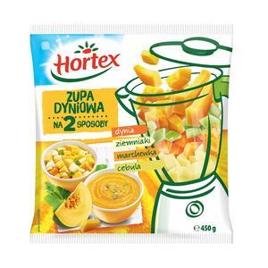 Zupa dyniowa na 2 sposoby marki Hortex - zdjęcie nr 1 - Bangla