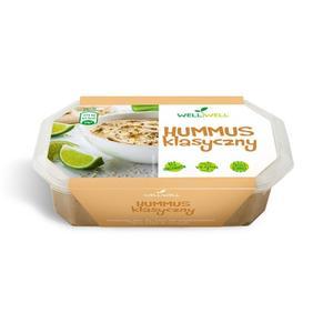Well Well, Hummus klasyczny marki Well Well Foods - zdjęcie nr 1 - Bangla