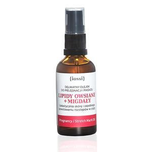 IOSSI, Olejek do masażu w ciąży Olej migdałowy i lipidy owsiane marki Pracownia IOSSI - zdjęcie nr 1 - Bangla