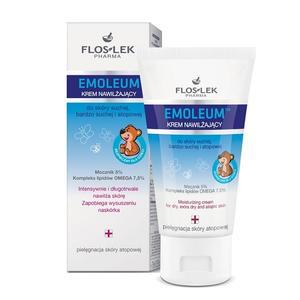 Emoleum, Krem nawilżający marki FlosLek - zdjęcie nr 1 - Bangla
