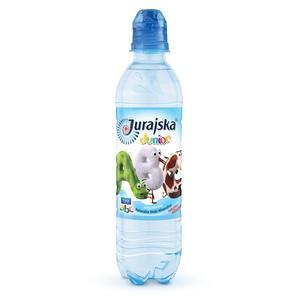 Jurajska Junior, Naturalna Woda Mineralna niegazowana marki Jurajska Spółdzielnia Pracy - zdjęcie nr 1 - Bangla