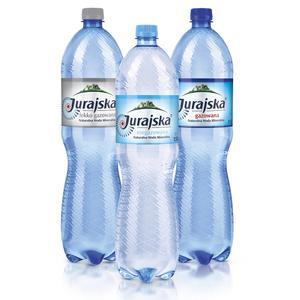 Jurajska, Naturalna Woda Mineralna 1,5 l (niegazowana, lekko gazowana, gazowana) marki Jurajska Spółdzielnia Pracy - zdjęcie nr 1 - Bangla